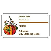 free avery templates halloween shipping label 10 per sheet