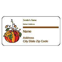 Free Avery® Templates - Halloween Shipping Label, 10 per sheet
