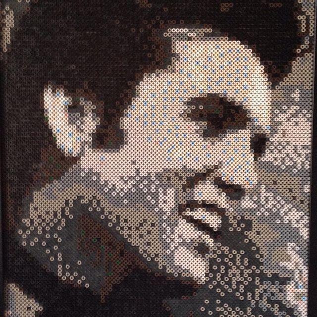 Elvis Presley Thekingofrocknroll Konsert Pärltavla