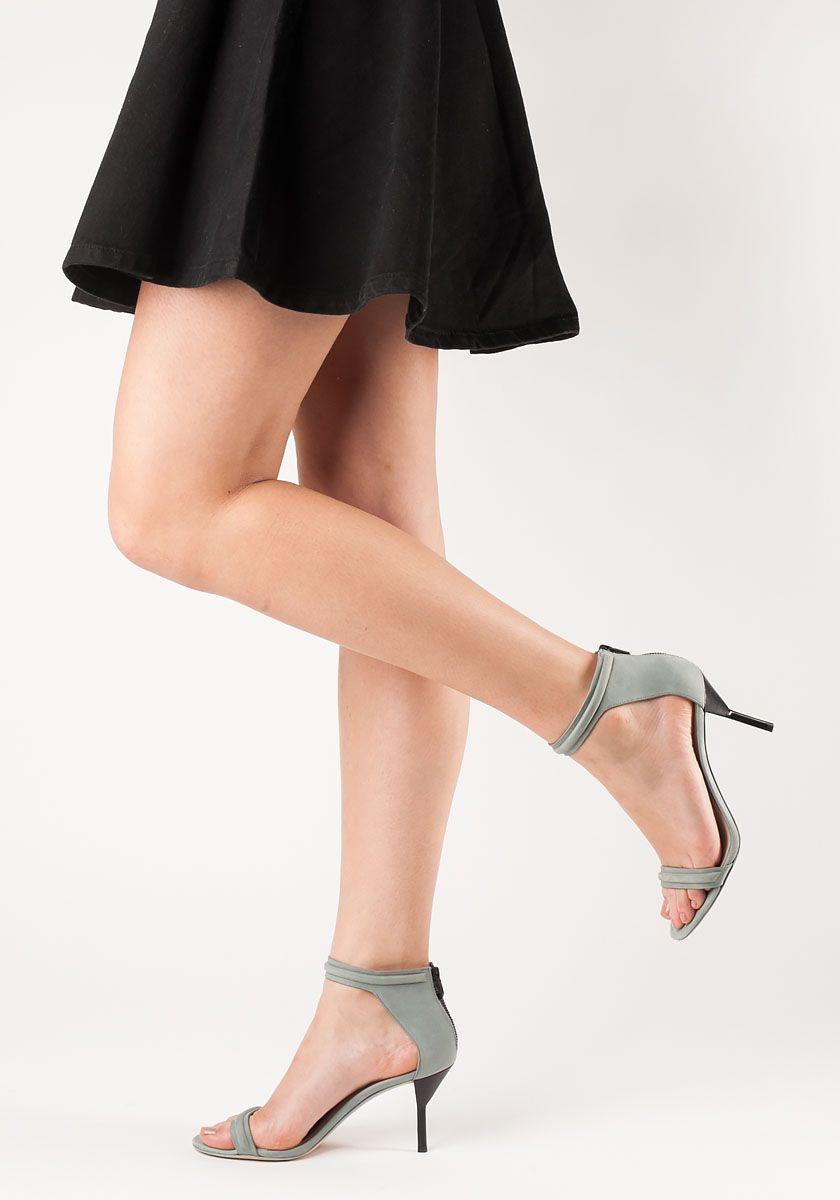 ed766b1ff873 3.1 Phillip Lim - Martini Sandal Mineral Suede - Jildor Shoes ...