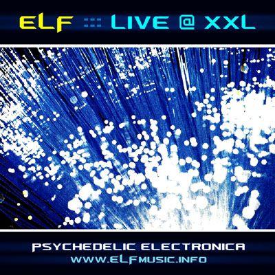 ELF the E L F  Live XXL CD Album Australian Alternative