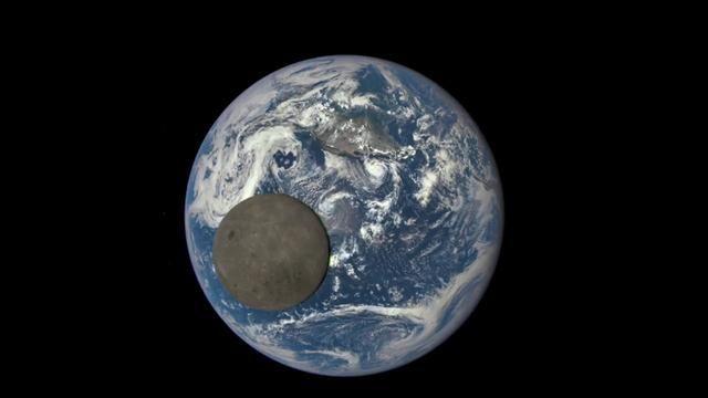 NASA Camera Captures 'Dark Side' of Moon – Press Release Rocket