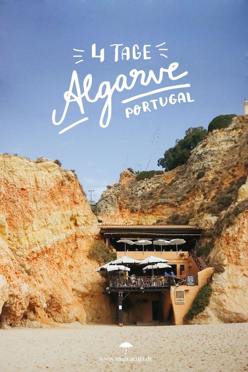 4 Tage Algarve – Meine Tipps für Portugals wilde Küste – Smaracuja