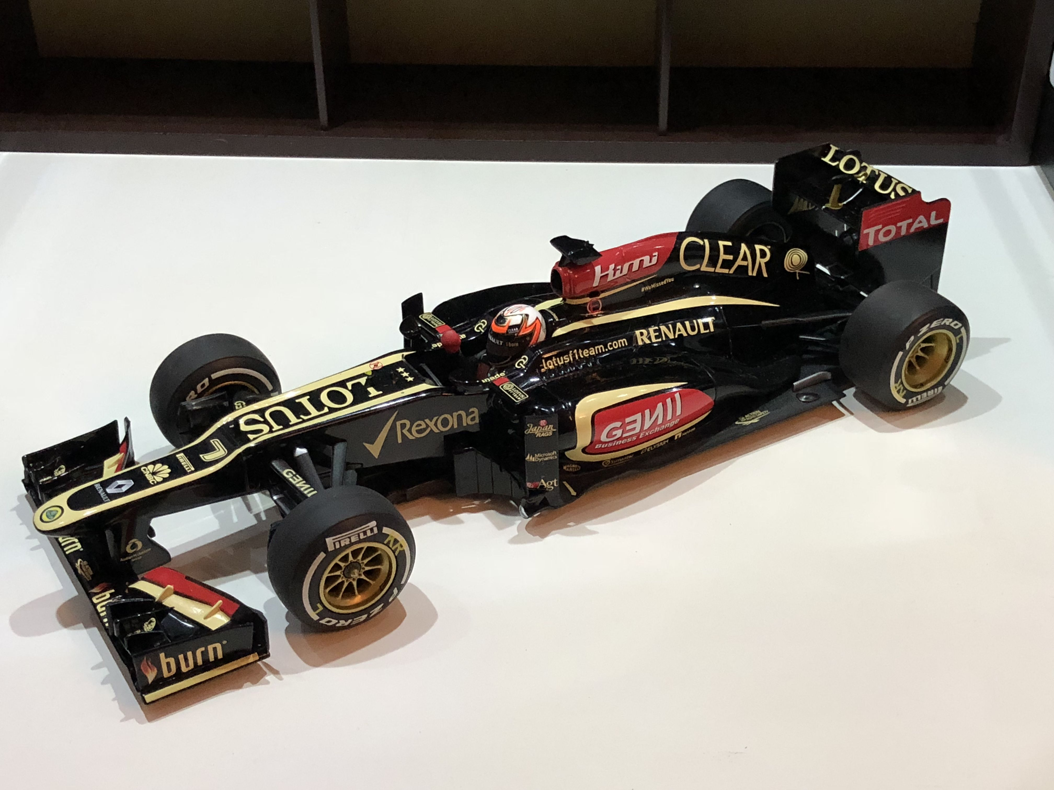 Pin On 1 18 Scale Formula One Models