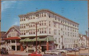 1960 Chrome Hotel Raleigh Ocean City New Jersey Nj Ocean City Ocean Raleigh Hotels