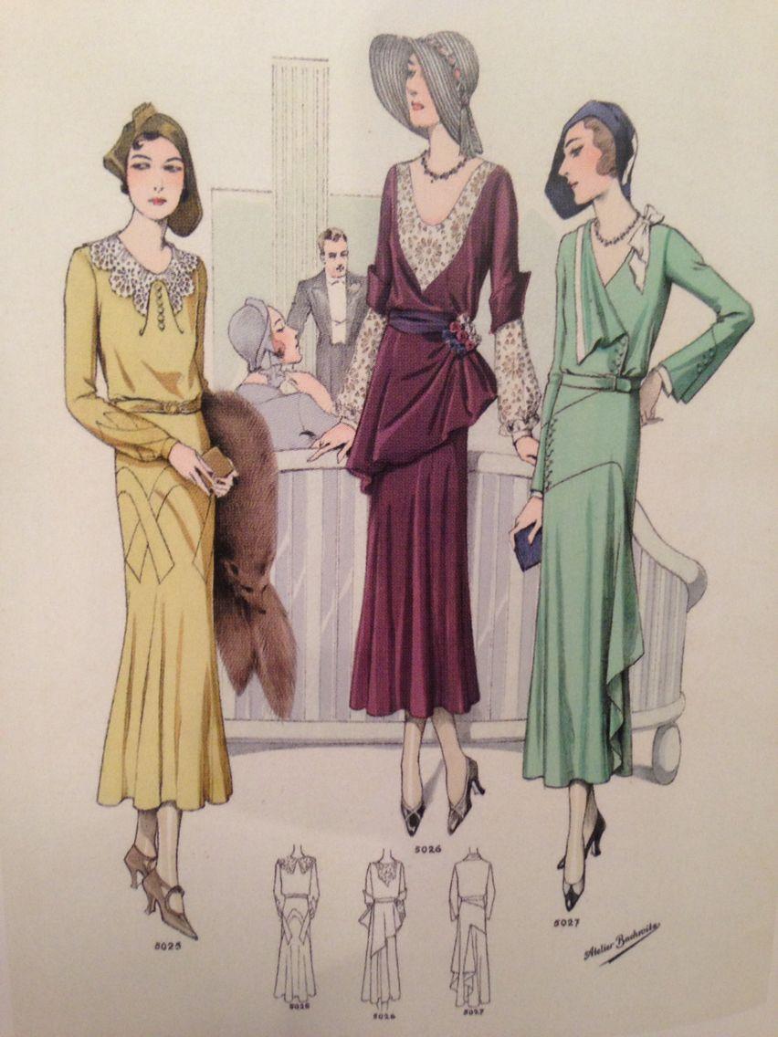 Chic Parisien 1930 | 1920s | Pinterest