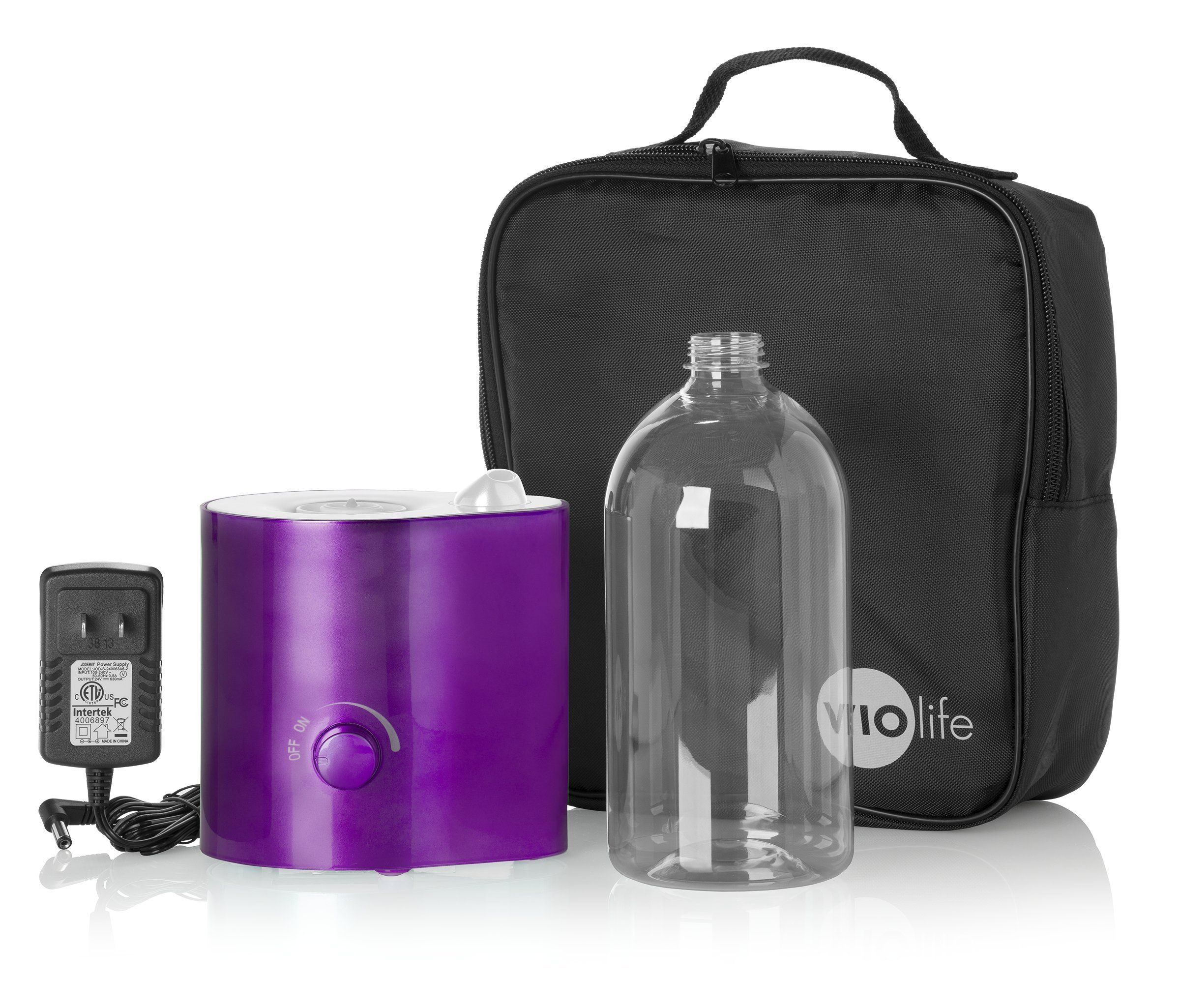 Violife VMH101KIT Personal Humidifier with Pouch and Water