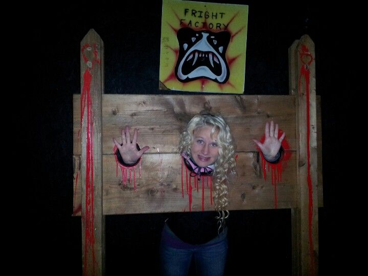 Fright Factory :)