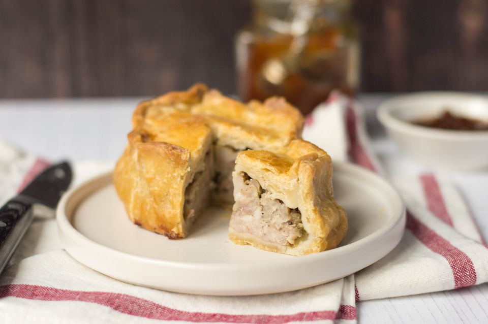 Making a Traditional Hand-Raised Pork Pie is Easier Than ...