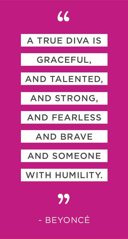 Happy birthday, Beyoncé! Quote Inspiration Diva