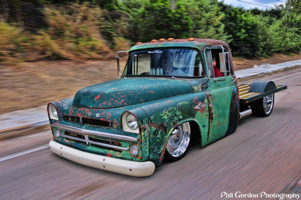 Dodge Truck rat