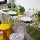 Gastblogger Jennifer: tafeldekking voor Pasen