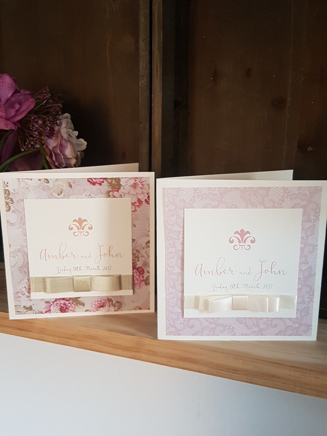 The Luxe Range Wedding Invitation | The Luxe Range by LW Designs ...
