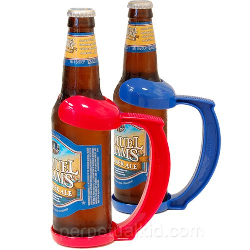beer bottle grips 6 20 fun gifts for beer lovers