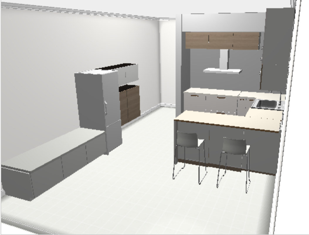 How I planned my space for IKEA kitchen Cucine