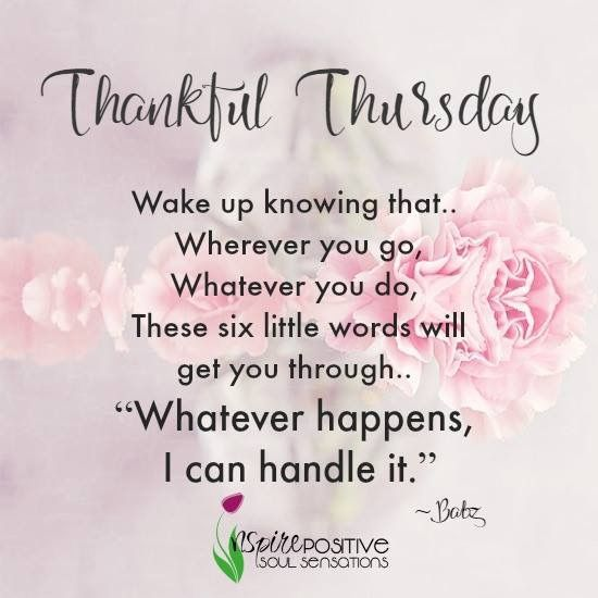 Thankful Thursday Quotes: Pin By Lana On Days And Months