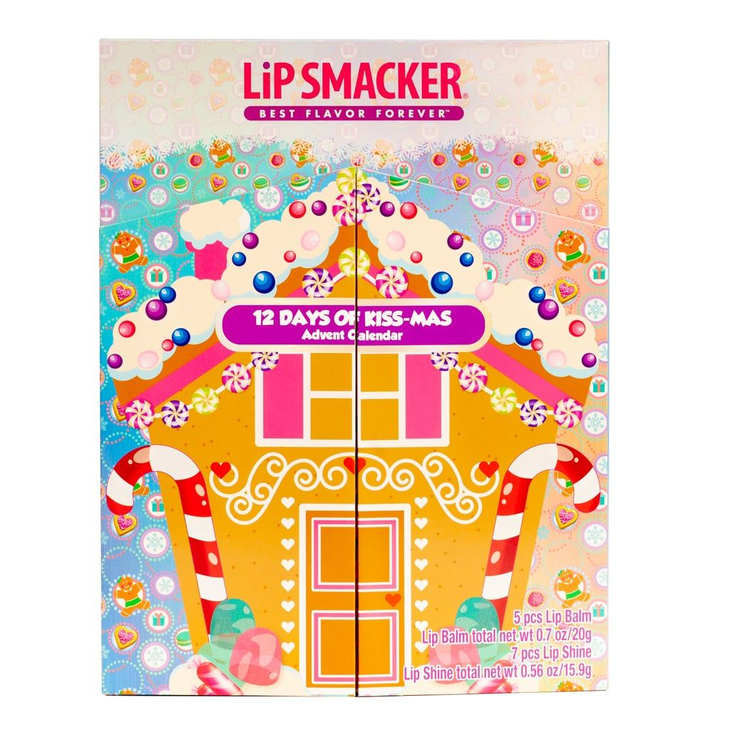 Lip Smacker Dropped An Advent Calendar That S Totally Taking Us