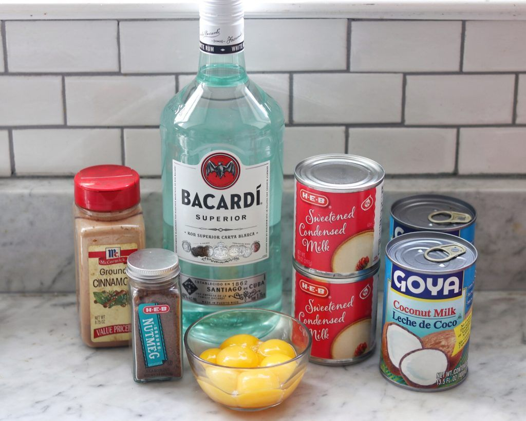 Family Recipe The Best Coquito Puerto Rican Eggnog Recipe Fab Everyday Recipe Coquito Recipe Puerto Rican Coquito Recipe Authentic Coquito Recipe
