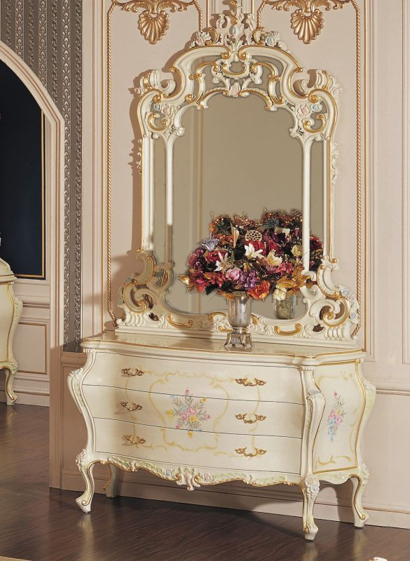 Arredamento in stile barocco | Christmas interiors, Rococo and Bedrooms