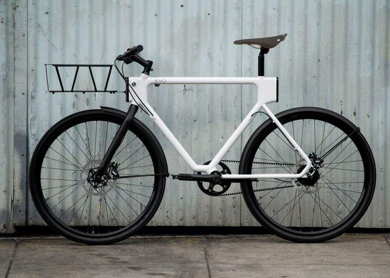 Evo Urban Utility Bike Lets Cyclists Swap Clip On Accessories