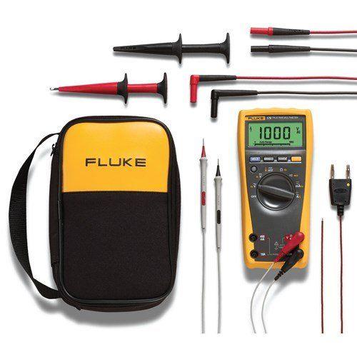 Fluke 179 Eda2 6 Piece Industrial Electronics Multimeter Combo Kit Amazon Com Electronics Multimeter Electronics Combo Kit