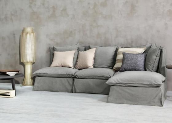 gervasoni ghost by paolanavaone gervasoni. Black Bedroom Furniture Sets. Home Design Ideas