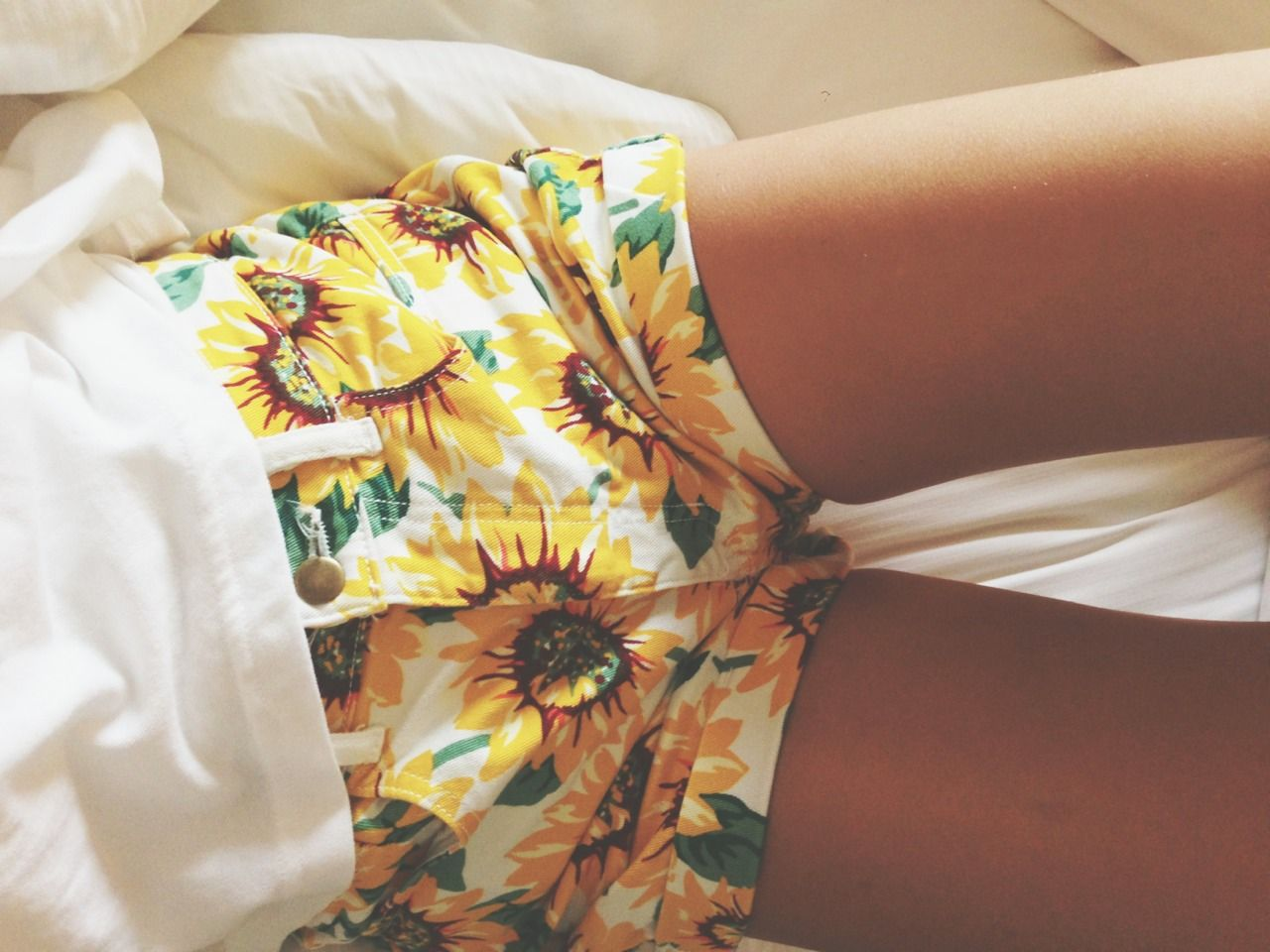 5fd3e5e456f Sunflower Shorts! Everyone loves them some sunflower shorts! But they re 60  dollars.