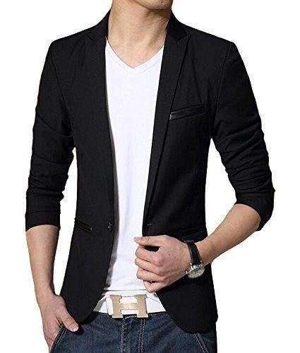 f09f8a8a377 Benibos Men s Slim Fit Casual Premium Blazer Jacket (M