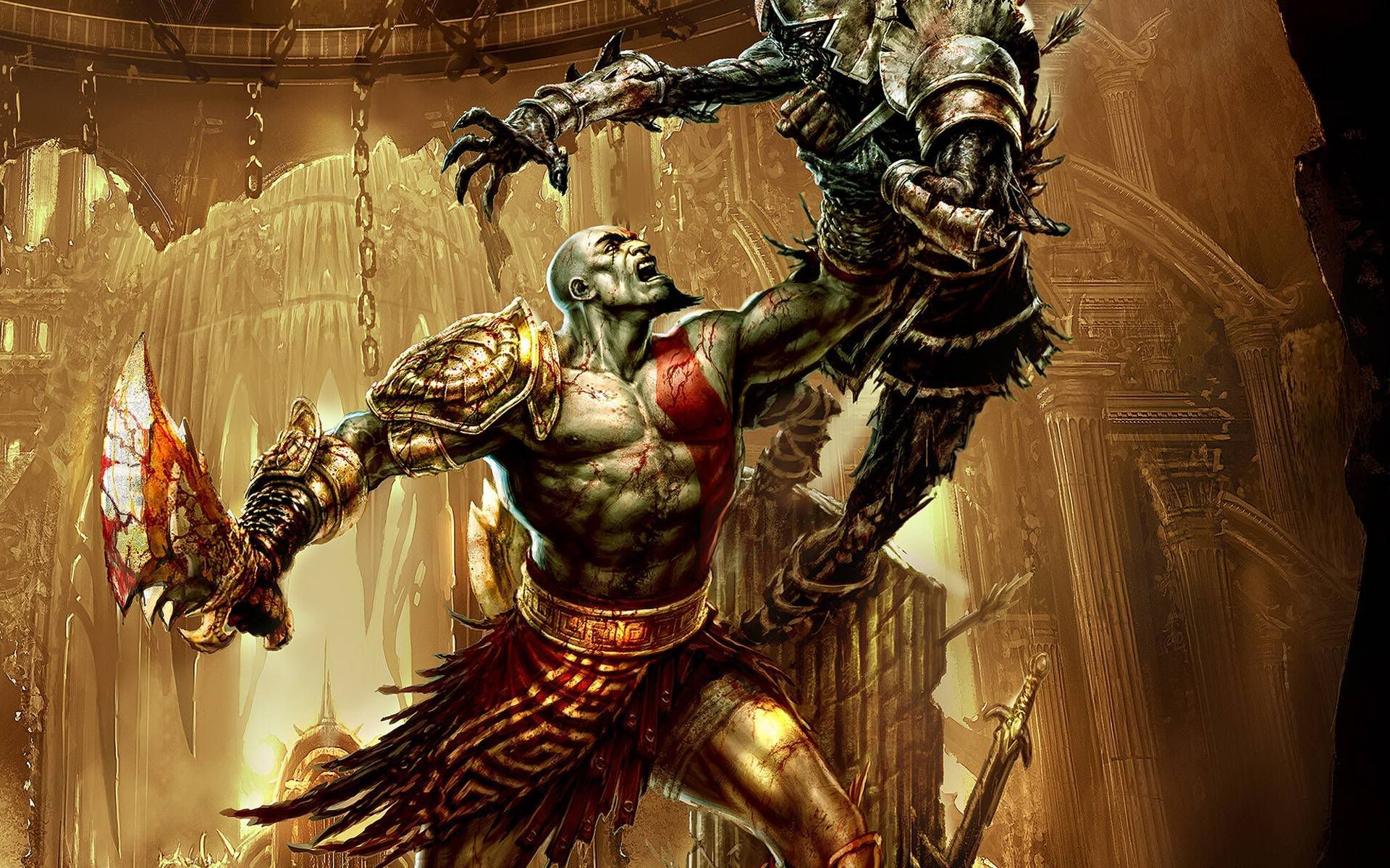 Pin Von Heath Mcadams Auf Games God Of War Hintergrundbilder Hintergrundbilder Hd