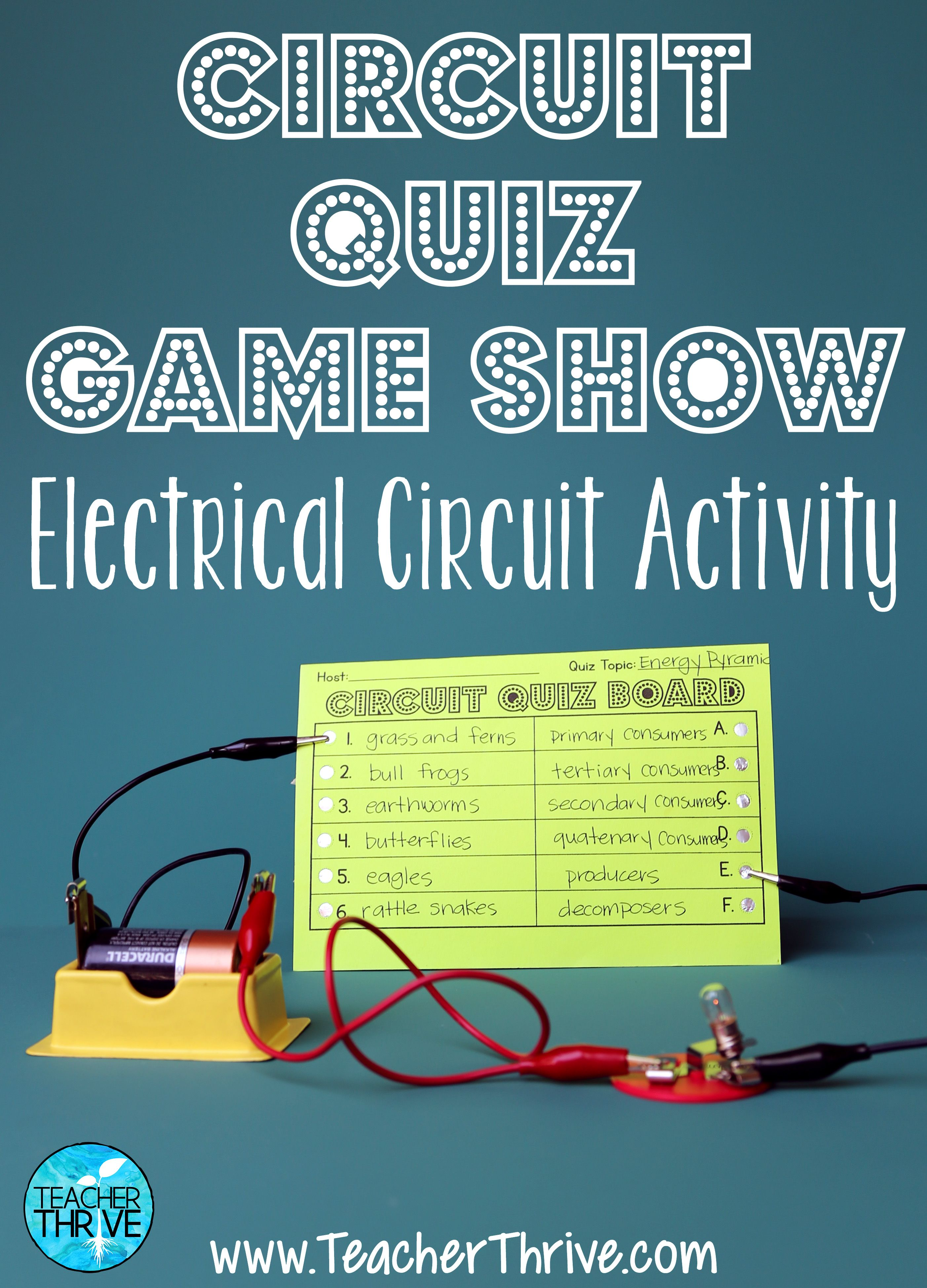 Electric Circuits Quiz Grade 6 - Data Wiring Diagrams •