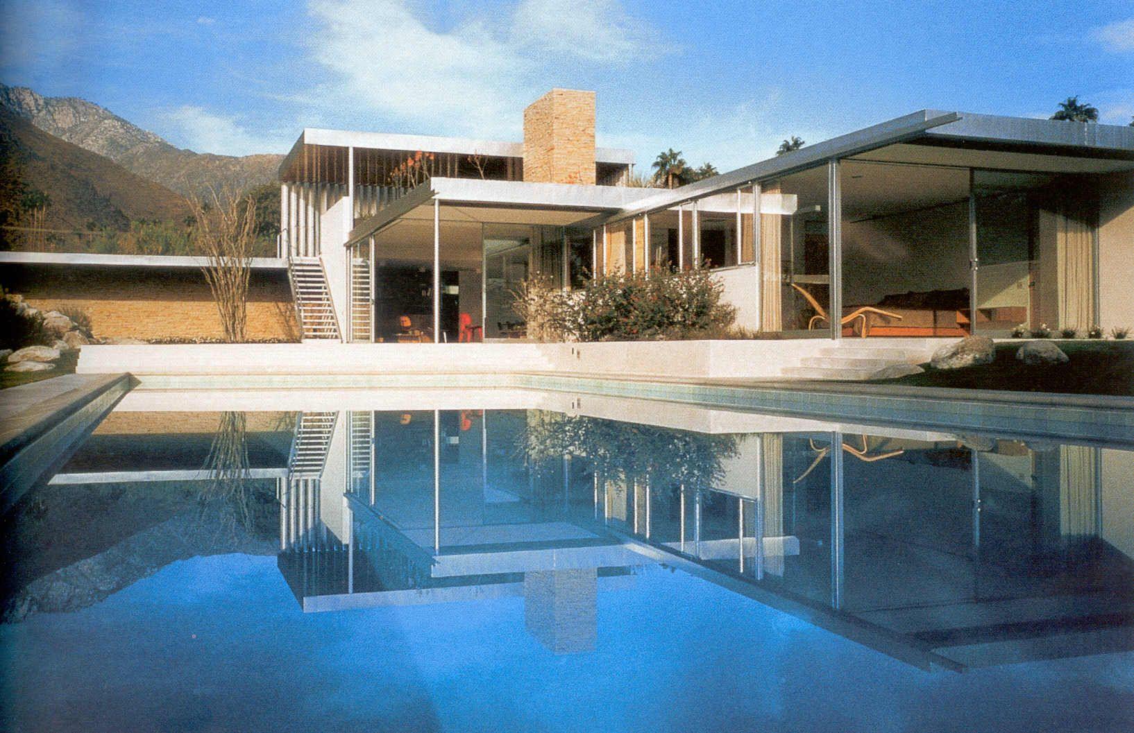 Modern Architecture Palm Springs richard neutra, kaufmann house, palm springs, 1947 | m | pinterest