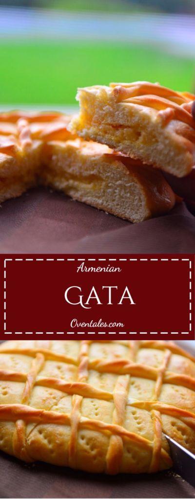 Armenian Gata - Bread | OVENTales