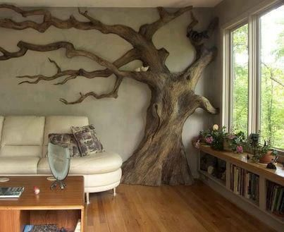 REAL cat tree!!