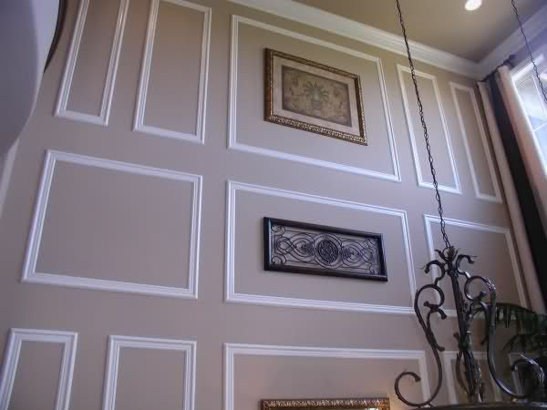 Does anyone have a 2 story foyer or family room? | foyer | Pinterest ...