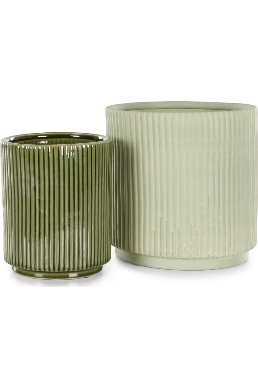 Plant De Menthe En Pot made pots de fleurs vert | potted plants, mint, green plants