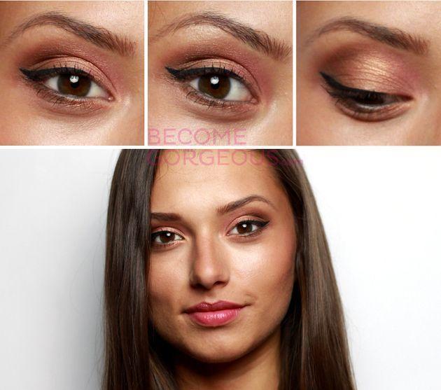 Best Ideas For Makeup Tutorials Glam Hazel Eyes Makeup Tutorial