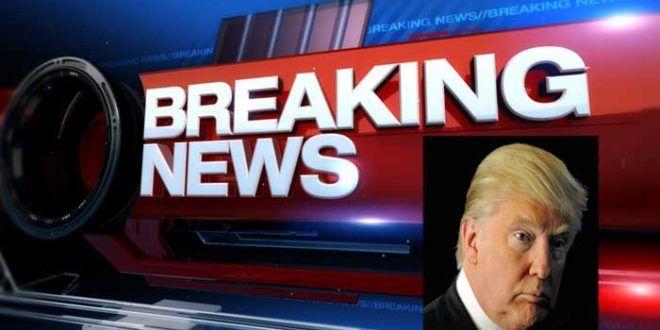 Trump Calls For Government Shutdown