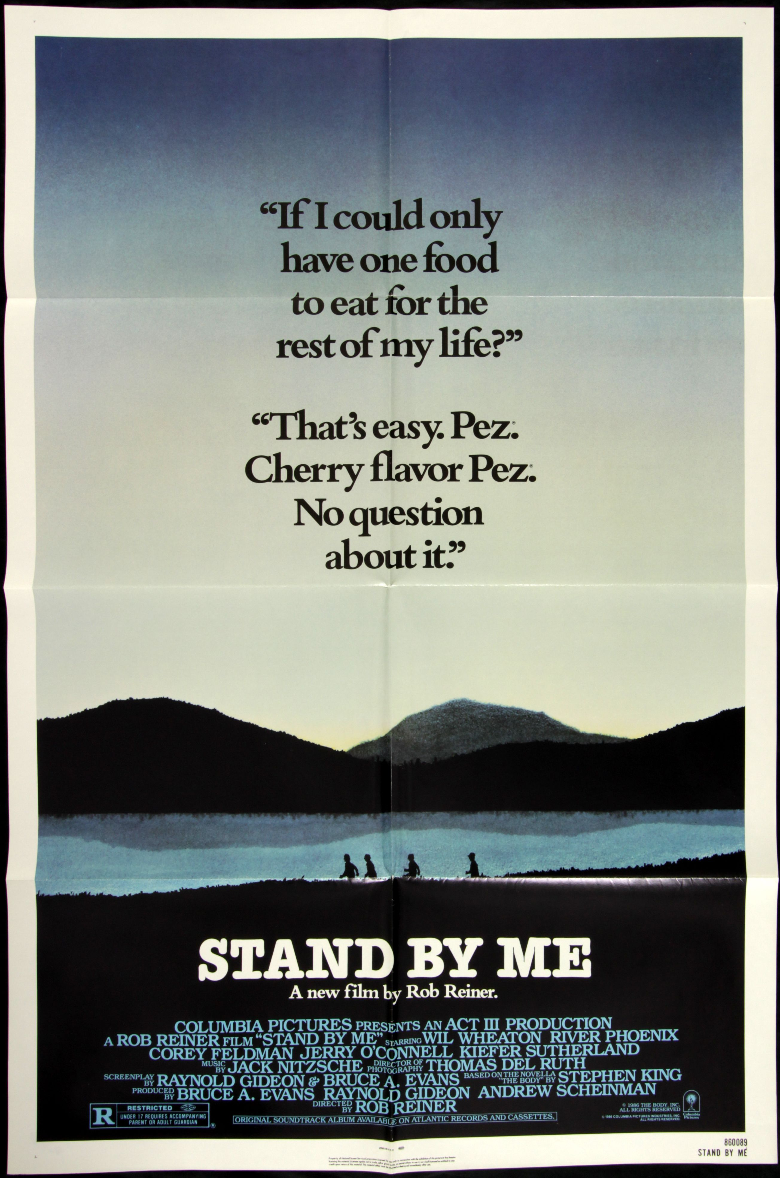 STAND BY ME   Everything I know, I learned from the movies   Pinterest