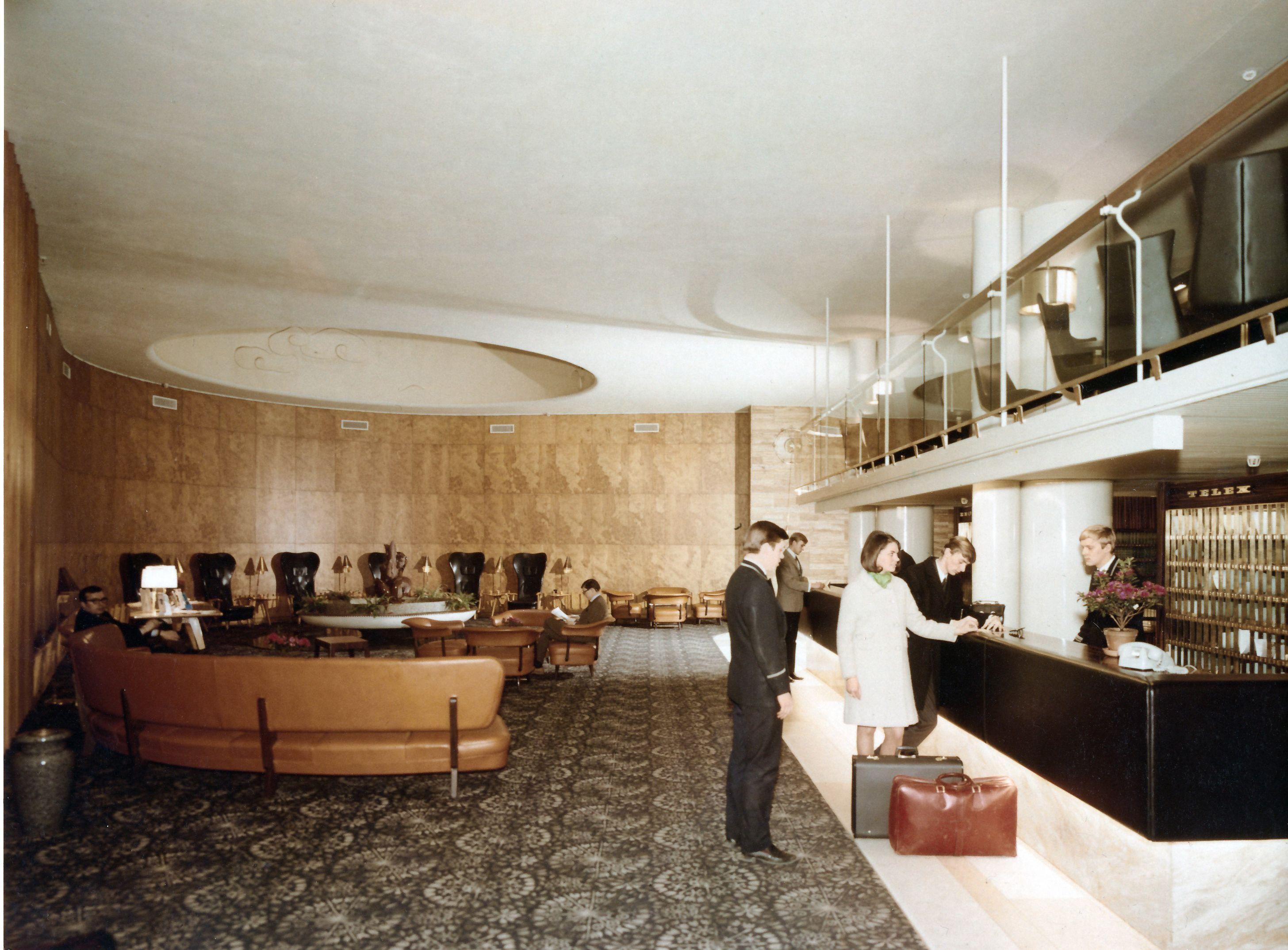 Hotelli Vaakuna Helsinki History By Sokos Hotels