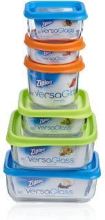 Ziploc Versagl Containers Freezer To Micro Or Oven Table Dishwasher What