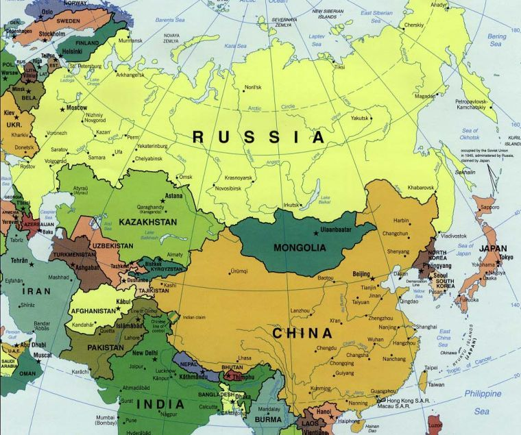 Pin by 220 on maps  Pinterest  Eastern europe and Asia
