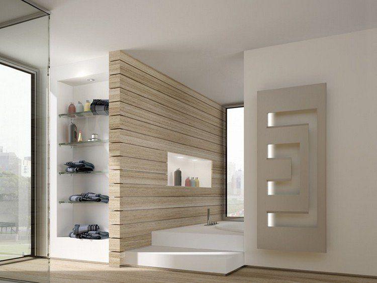 Radiateur Electrique Design 50 Idees Salle De Bains Et Salon