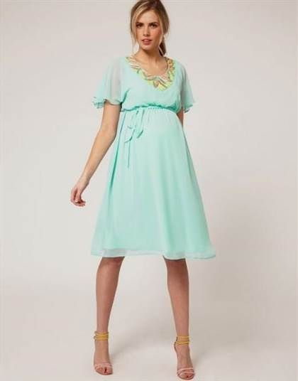 Cool maternity dresses for baby shower 2018 | Cars 2017 ...