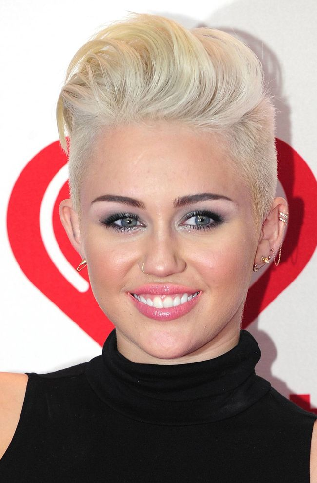 Httpsephablogfashionos Cabelos Da Miley Cyrus