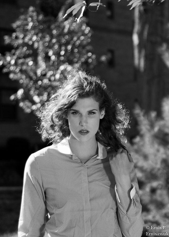 Model Marta Kristic Makeup Anna Gurevich Long Island