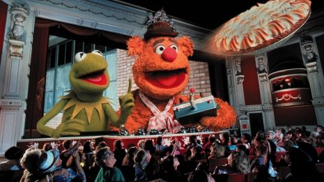 Muppet*Vision 3D - Backlot at Disney's Hollywood Studios® #travel