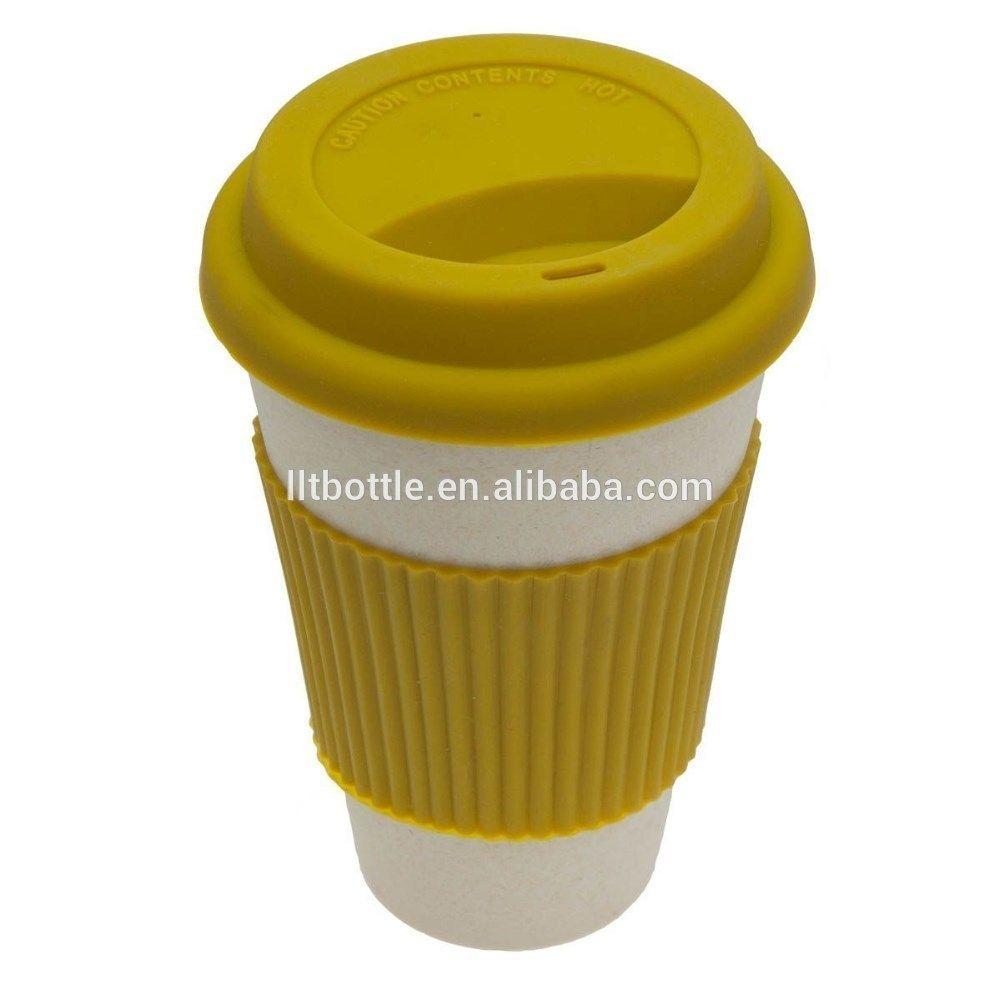 Microwaveable Coffee Mug With Lid