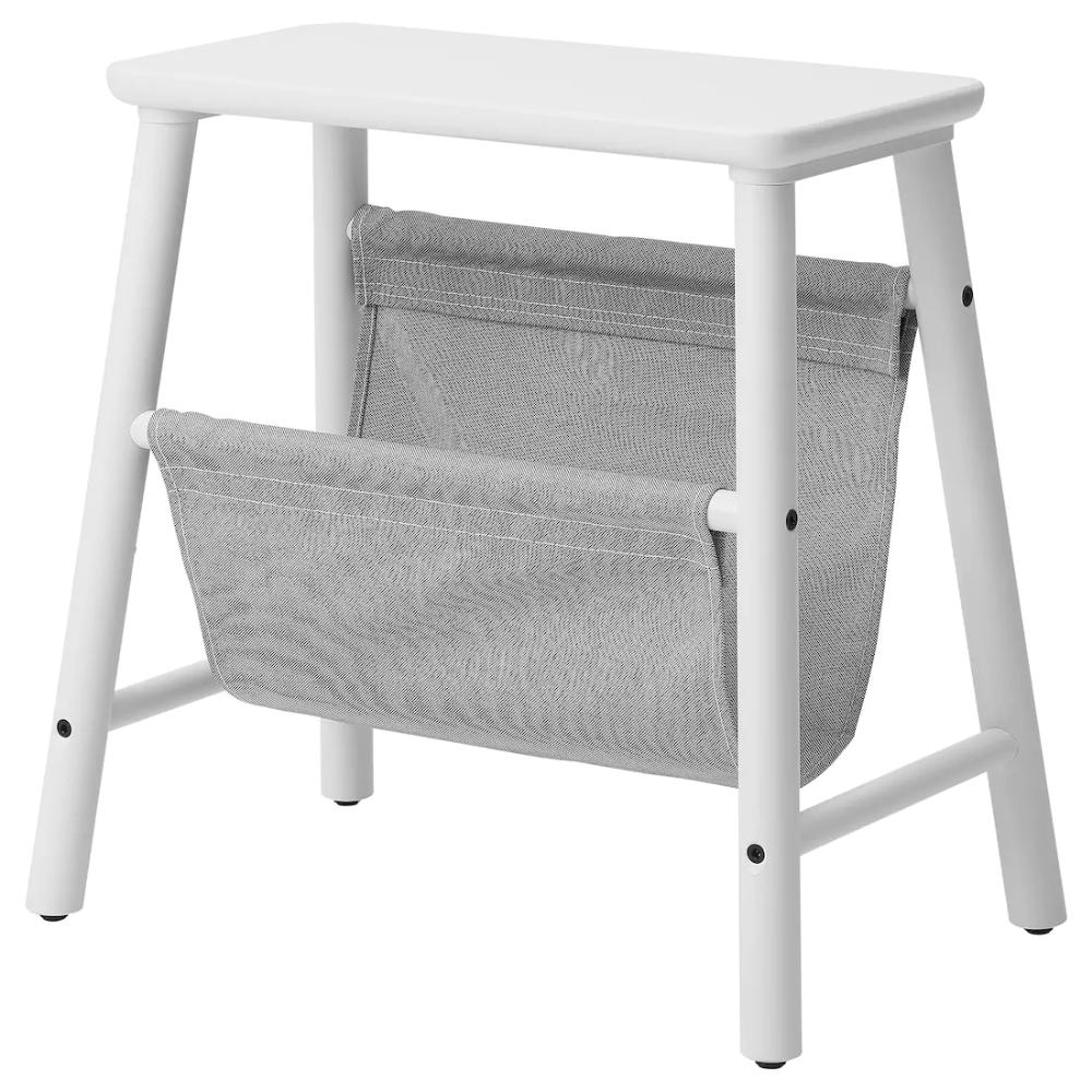 Vilto Tabouret Avec Rangement Blanc 45 Cm Ikea Ikea Banquette Avec Rangement Tabouret