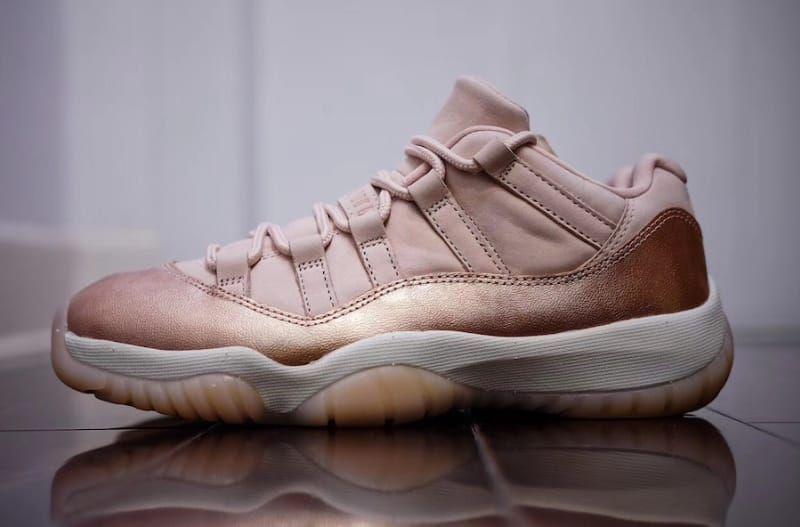 3e7b2f3b6a92 Nike Air Jordan 11 XI Low