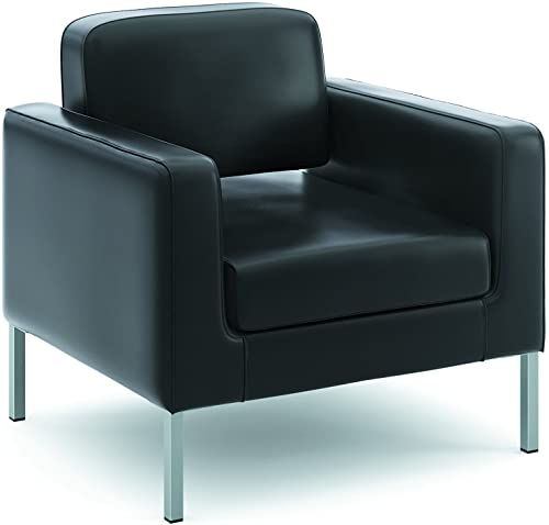 New HON Corral Leather Club Chair, Guest Chair Office